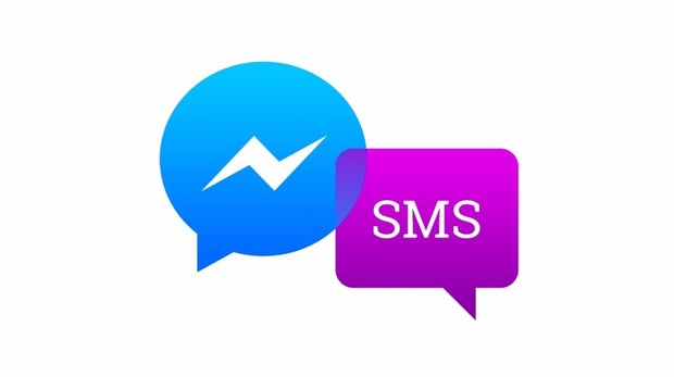 Android-only: Facebook-Messenger kann jetzt auch SMS
