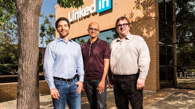Die 10 größten Tech-Übernahmen 2016