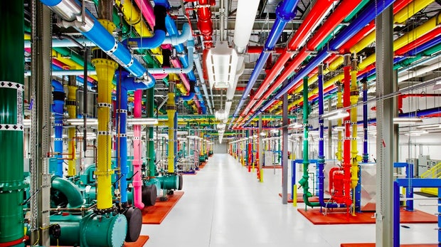Google senkt Stromverbrauch im Rechenzentrum – mittels künstlicher Intelligenz