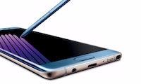 Irisscanner, 256 Gigabyte Speicher und mehr: Das Samsung Galaxy Note 7 im kurzen Video [Update]