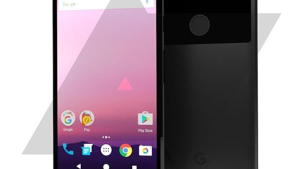 So sollen die 2016er Pixel-Smartphones aussehen. (Bild: Android  Police)