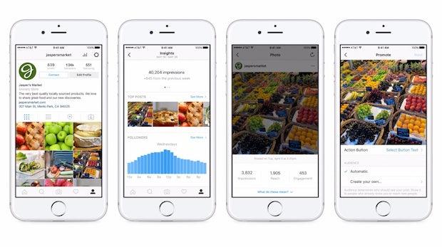Neue Instagram-Funktion: Mit diesen 4 Schritten erstellt ihr euer Business-Profil