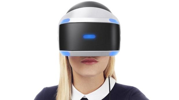 Playstation VR: Sony ist der größte Hoffnungsträger der Virtual-Reality-Branche