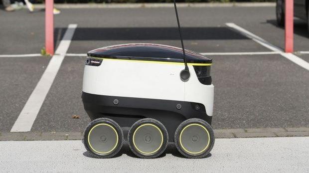 Pilotprojekt: Media-Markt testet mit Startup die Zustellung per Lieferroboter