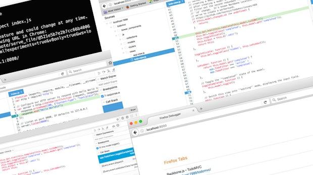Debugger.html: Mozilla stellt neues Entwickler-Tool vor