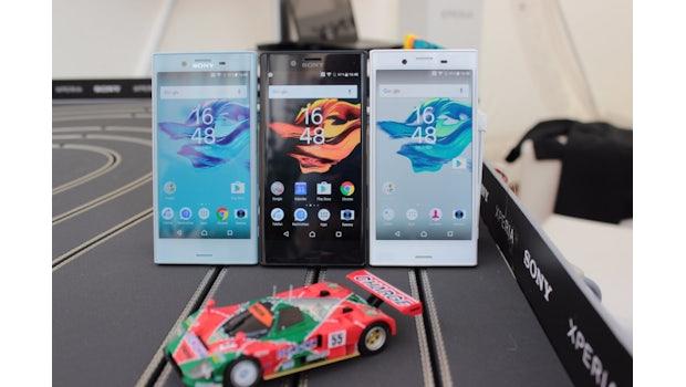 Sony Xperia X compact. (Foto: t3n)