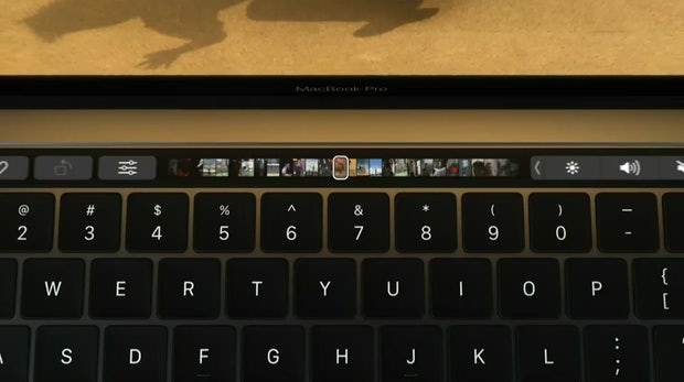 Apples neues Macbook Pro mit Touch Bar im Liveticker – so lief das Event