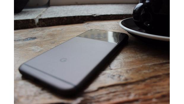 Google Pixel XL. (Foto: t3n)