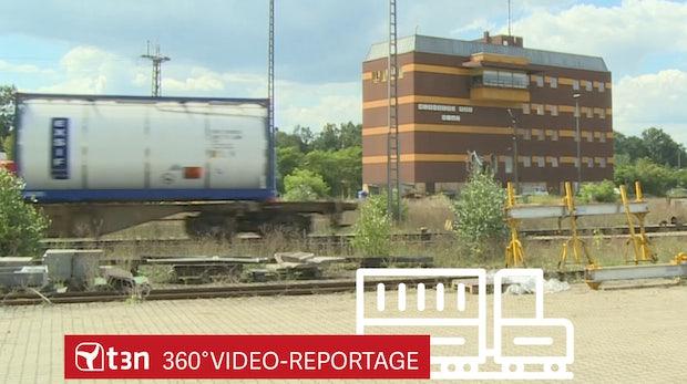 t3n-360-Grad-Reportage: Der Rangierbahnhof als Rückgrat der Logistik