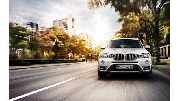 Den BMW X3 gibt es wohl bald als Stromer. (Foto: BMW)