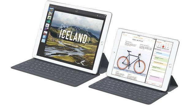 Neue iPad Pros sollen nächste Woche erscheinen – 10,5-Zoll-Modell im April