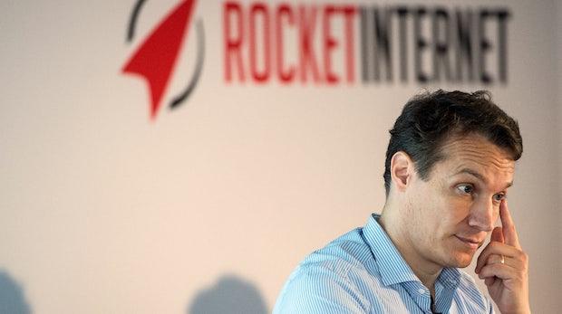 Nach nur einem Monat: Rocket Internet stampft neues Logo ein