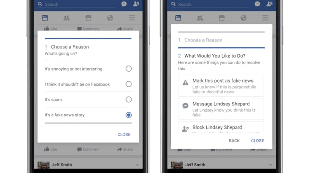 Facebook: Mit diesen neuen Tools wollen sie Fake News jetzt den Kampf ansagen