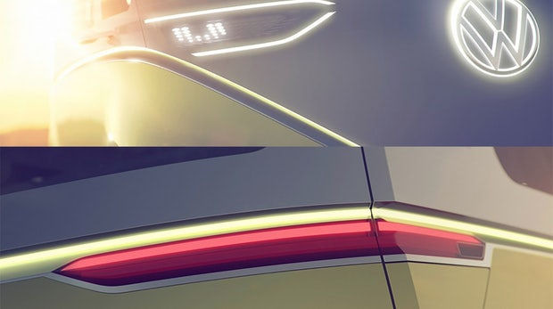 VW ID Bus Concept Car: Elektro-Bulli kommt zur Detroit Motorshow