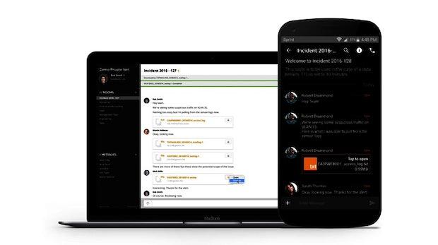 Mit Selbstzerstörungsmodus: Chat-App Wickr bringt sichere Slack-Alternative für Unternehmen