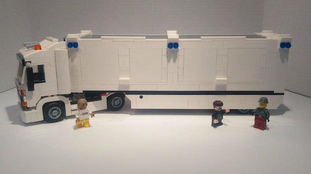 Snowmobile: Amazon bringt eure Daten künftig mit einem Truck in die AWS-Cloud