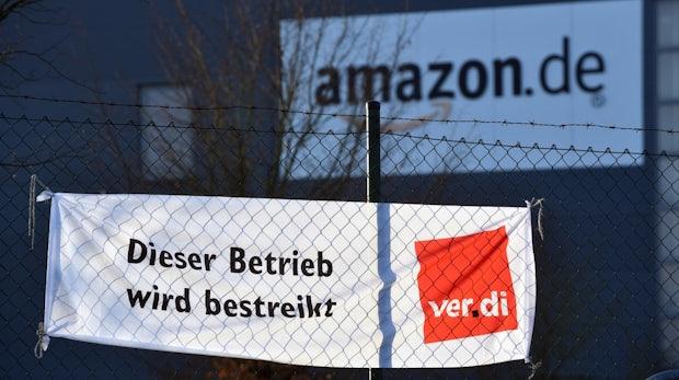 Alle Jahre wieder: Amazons Logistikzentren werden bis Heiligabend bestreikt
