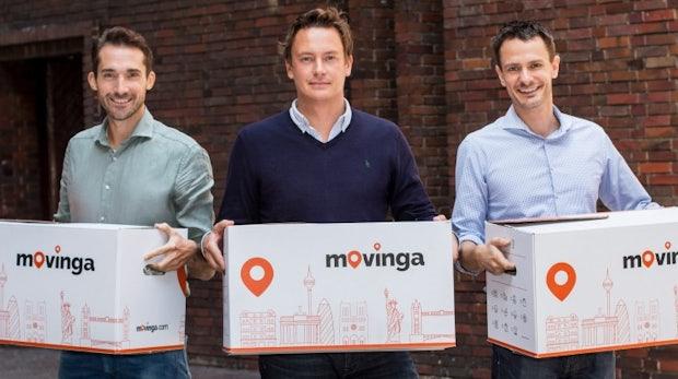 Movinga: Investoren pumpen 17 Millionen Euro in deutsches Krisen-Startup