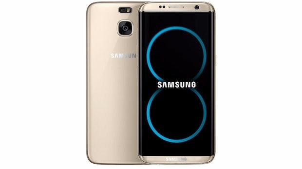 Samsung Galaxy S8: Das soll das nächste Flaggschiff an Bord haben – und so könnte es aussehen