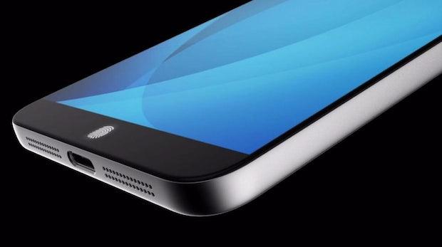 Fürs Galaxy S8? Synaptics stellt Fingerabdrucksensor vor, der hinter Glas funktioniert