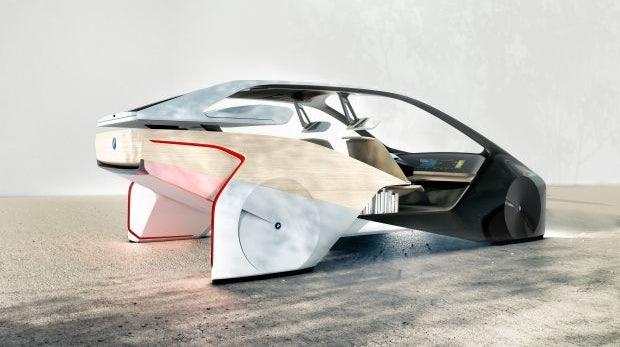 CES 2017: Das sind die Visionen von BMW, Hyundai und Toyota