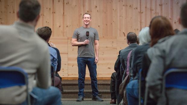 Neues Jahr, neue Challenge: Mark Zuckerberg hat sich auch für 2017 wieder ein Ziel gesetzt