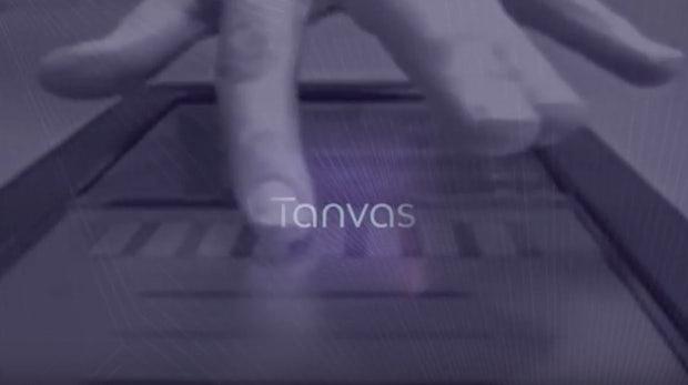 """Fühlbare Oberfläche: Tanvas will Touch-Displays """"Struktur"""" verleihen"""