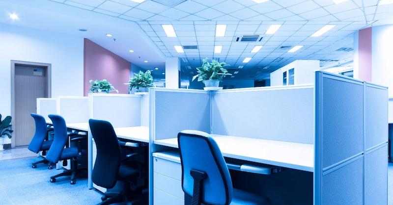 beleuchtung am arbeitsplatz darauf kommt es an t3n. Black Bedroom Furniture Sets. Home Design Ideas