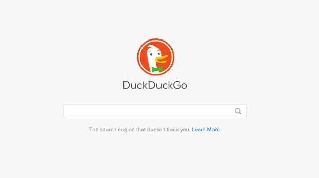 Die wohl bekannteste Suchmaschine mit Datenschutz-Fokus ist Duckduckgo. Kaum eine andere Suchmaschine konnte von dem Wunsch nach einer Google-Alternative mit besserem Datenschutz so sehr profitieren wie Duckduckgo. (Screenshot: Duckduckgo)