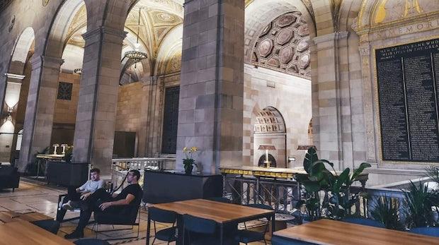 5 moderne Co-Working-Spaces in historischen Gebäuden