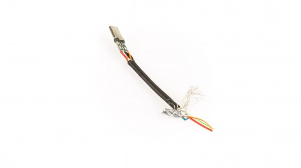 Eigentlich haben wir ein USB- 3.0-Kabel bestellt. (Foto: Martin Wolf/Golem.de)