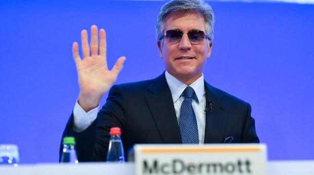 Einsamer Rufer: SAP-Chef McDermott ist einziger Dax-Chef auf Twitter