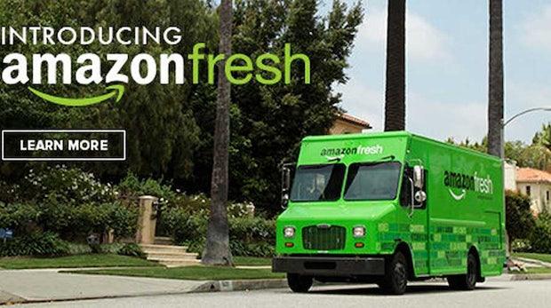 Amazon Fresh: Kommt der Food-E-Commerce endlich in Fahrt?