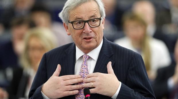 EU-Chef Juncker will aus dem Brexit ein Beispiel machen, dem niemand folgen möchte