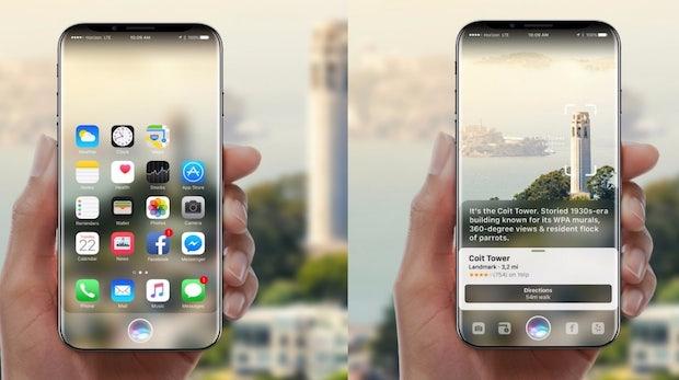 Augmented Reality im iPhone 8 soll zum Paradigmenwechsel führen