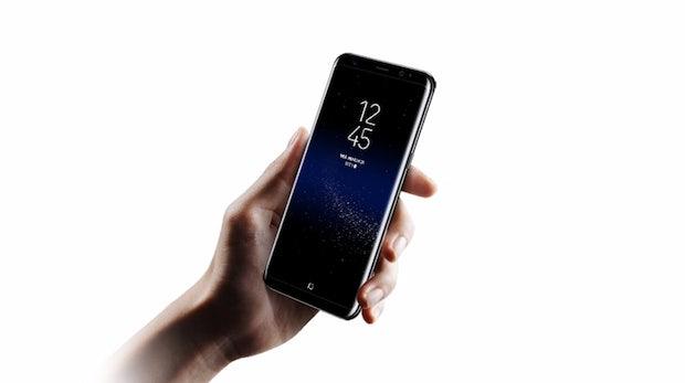 Tschüss Homebutton, hallo Bixby: Samsung Galaxy S8 und S8 Plus sind offiziell