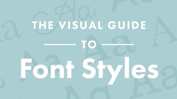 Typografie-Basiswissen für Web-Designer: Dieser Guide gibt dir einen Crash-Kurs