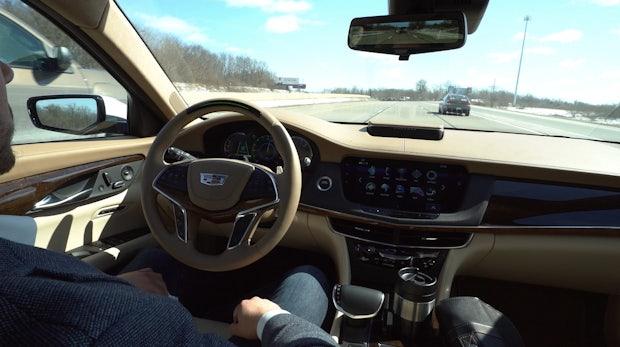 """Alternative zu Teslas Autopilot: Neuer Cadillac kommt im Herbst mit """"Super Cruise"""""""