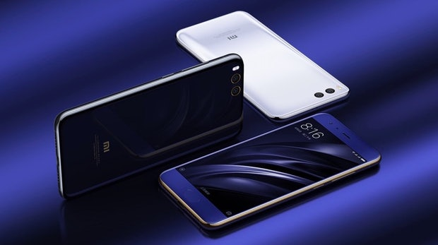 Mit iPhone-7-Kamera-Technik und ohne Kopfhöreranschluss: Xiaomi stellt Mi 6 vor