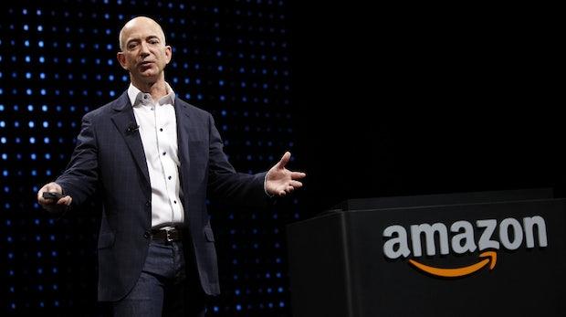 In diesem Video von 1999 erklärt Jeff Bezos, was er mit Amazon vorhat