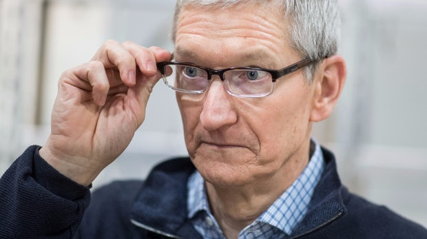 Tim Cook über AR-Brillen: Warum Apple keinen Wert darauf legt, als Erstes am Markt zu sein