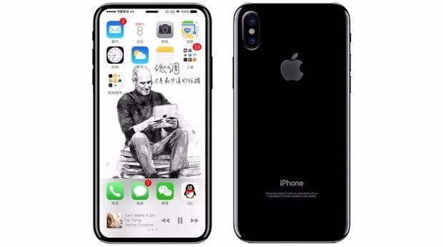 Wegen dieses coolen Features könnte sich das iPhone 8 verzögern