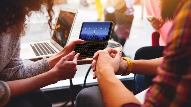 Mini-Notebook mit Windows 10 oder Android: Weiterer UMPC landet auf Indiegogo