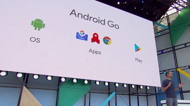 Android Go: Google verspricht flüssiges Android O nicht nur für High-End-Smartphones