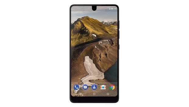 Essential Phone. (Bild: Essential)