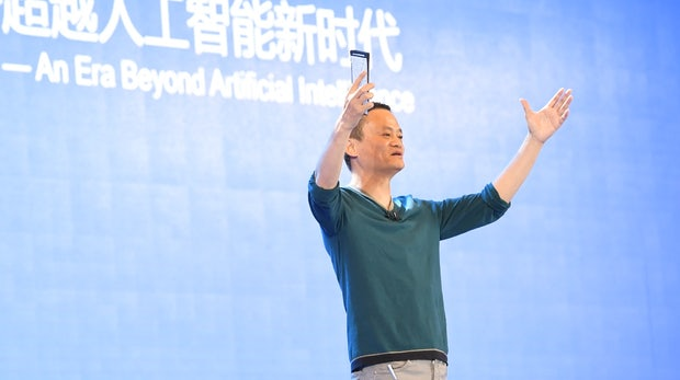 Singles' Day: Amazon-Rivale Alibaba macht 10 Milliarden Dollar Umsatz in einer Stunde