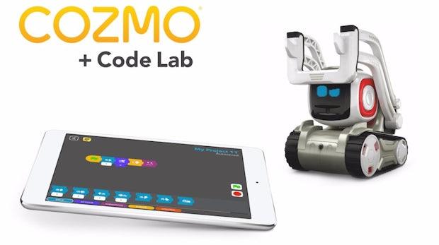 Für Kinder und Einsteiger: Anki Cozmo per Code-Lab programmieren, ohne zu coden