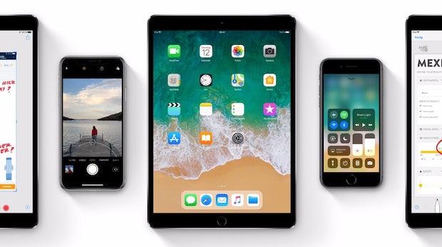 iOS 11: Diese iPhones und iPads erhalten am 19. September das große Update