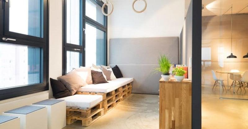 stylisches startup b ro f r wenig geld so geht 39 s. Black Bedroom Furniture Sets. Home Design Ideas