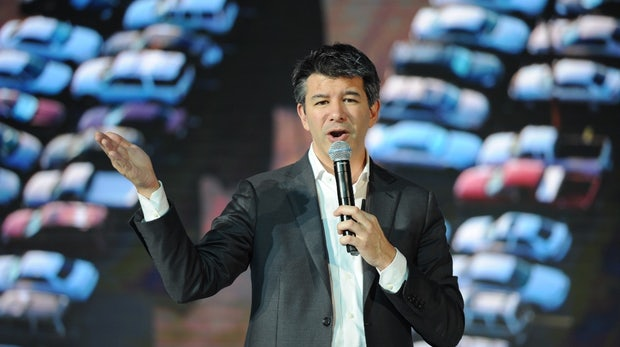 Täuschungsverdacht: Uber-Großinvestor verklagt Travis Kalanick
